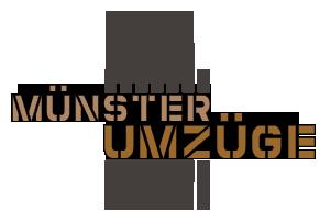 Münster Umzüge Logo Webseite